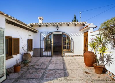 CH-1316-BB*: Finca for sale in Teulada