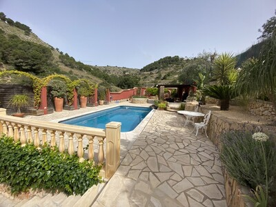 CH-1353-BB*: Finca for sale in Javea